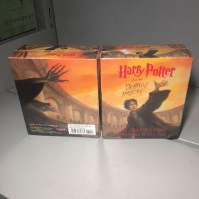 Harry Potter and the Deathly Hallows (保原装进口 CD 光盘)【全新未拆塑封,正版现货,收藏佳品】