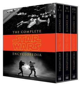 The Complete Star Wars? Encyclopedia 英文原版