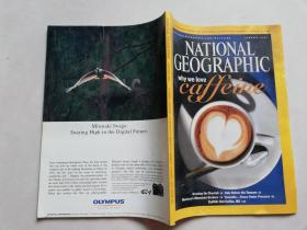 national geographic  January 2005