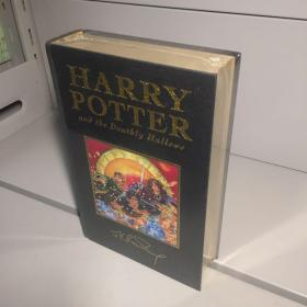 Harry Potter and the Deathly Hallows  哈利波特与死亡圣器 英文原版!!!  【全新未拆塑封,正版现货,收藏佳品】