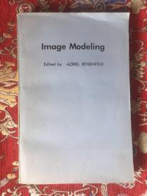 图象的模型化(英文版)image modeling【附84年购书发票一张,如图】