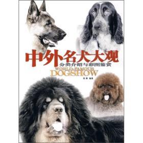 中外名犬大观:分类介绍与彩图鉴赏