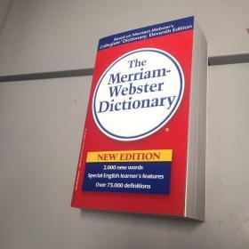 Merriam Webster Dictionary 原版引进  原进口箱为证 如图小红韦氏词典  【 库存新书  尽快下单 正版现货  实图拍摄】