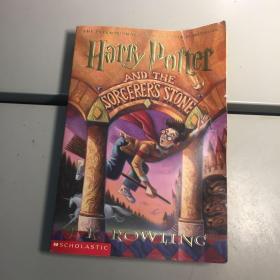 Harry Potter and the Sorcerers Stone 英文原版 保正版 【9品++++ 自然旧 实图拍摄 收藏佳品】
