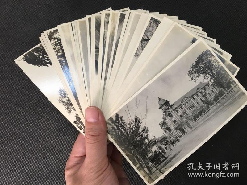 【照片珍藏】民国初期(约1920年)北京风光建筑老照片_49张合售