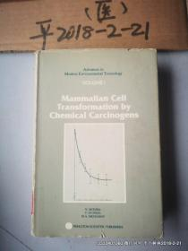 MAMMALIANCELL TRANSFORMATION BY CHEMICAL CARCINOGENS