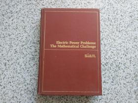 Electric Power Problems: The Mathematical Challenge  精装本