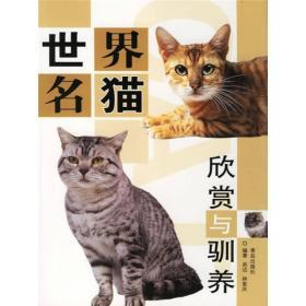 世界名猫欣赏 健康生活系列