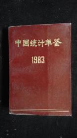 【年鉴】中国统计年鉴 1983年