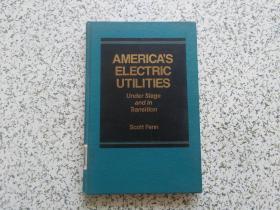 AMERICAS ELECTRIC UTILITIES  精装本