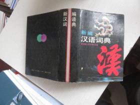 新编汉语词典