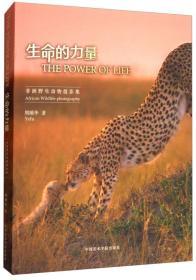 生命的力量(非洲野生动物摄影集)