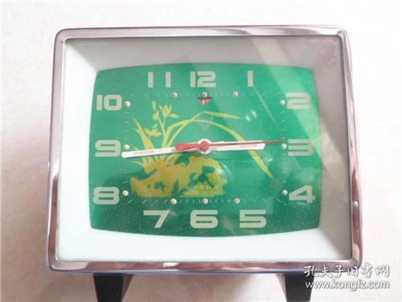 中国制造闹钟