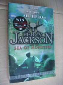 Percy Jackson and the Sea of Monsters 波西·杰克逊与魔兽之海