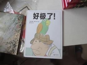魔法象图画书王国:好极了! (精装绘本) 未开封