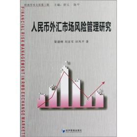 人民币外汇市场风险管理研究