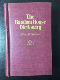the random house dictionary classic edition
