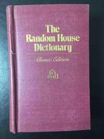 the random house dictionary classic edition