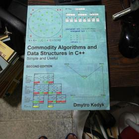 Commodity Algorithms and Data Structures in C++