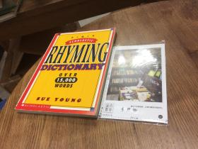 英文原版  the scholastic Rhyming Dictionary 押韵字典  - - over 15000 words 【 存于溪木素年书店】