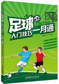 足球入门技巧一月通