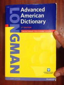 补图 英国原装辞典朗文高阶美语词典第2版 Longman Advanced American Dictionary without CD-ROM (2nd Edition) [Paperback]