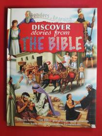 DISCOVER stories from THE BIBLE