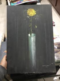 原框 原创油画花(款如图)