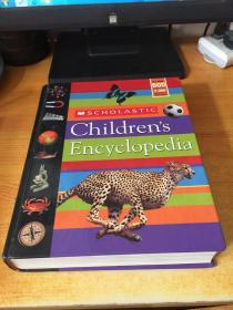 CHILDRENS ENCYCLOPEDIA(儿童百科全书)原版英文