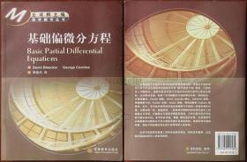 数学翻译丛书-基础偏微分方程