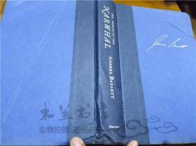 原版英法德意等外文书  THE VOYAGE OF THE NARWHAL ANDREA BARRETT Norton 1998年 小16开硬精装