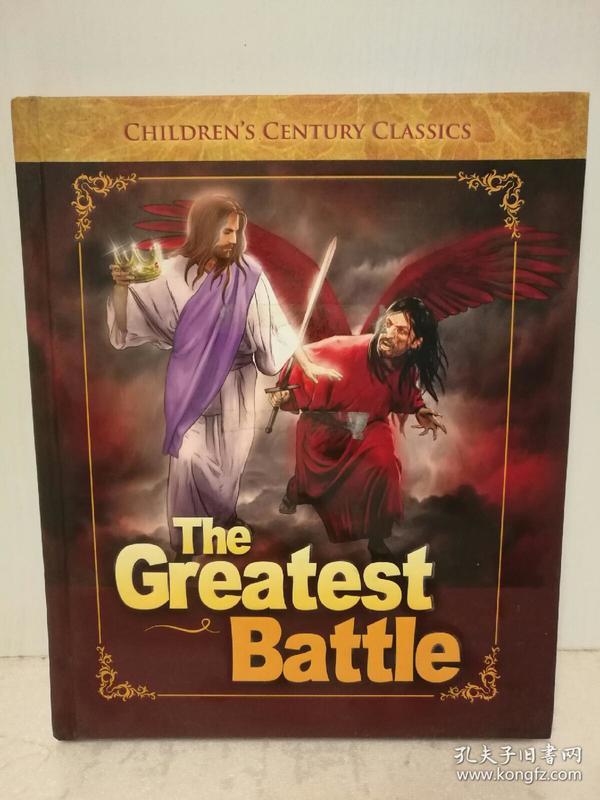 The Greatest Battle Childrens Century Claddics 英文原版书