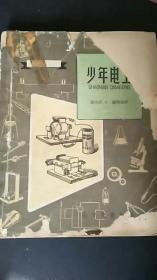 少年电工(少年科技活动丛书)