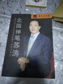 中国书画界-北国神笔苏涛