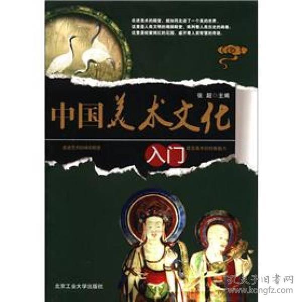 【正版未翻阅】中国美术文化 入门