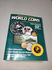 外文原版 克劳斯世界硬币目录 1901-Present