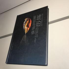 珠宝玉石商贸教程系列丛书: 琥珀鉴定与评估 【精装】【一版一印 95品+ 自然旧 实图拍摄 收藏佳品】