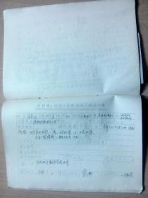 """延津县人民政府关于迅速侦破""""三.二五""""特大盗枪案件的通告丶及重点排查工作要求"""