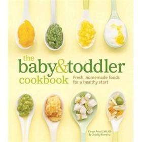 正版包邮n1/The Baby & Toddler Cookbook/9781740899802/K8-3