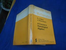 Graduate Textsin Mathematics 4 精装+护封 外文版(不认识外文 书名等以图片为准 请书友自鉴)小16开