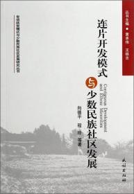 专项扶贫模式与少数民族社区发展研究丛书:连片开发模式与少数民族社区发展