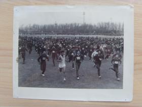 老照片:【※1979年,安徽省合肥市越野长跑比赛※】