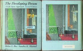 美国原版-The Developing Person A Life-Span Approacb Second Edition(精装本)