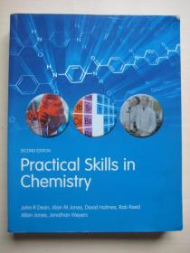 practical skills in chemistry 2th 正版 John Dean