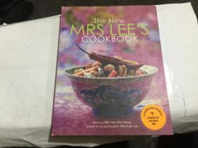 The New Mrs Lees Cookbook:Nonya Cuisine(英文原版,新版李夫人食谱:娘惹菜)