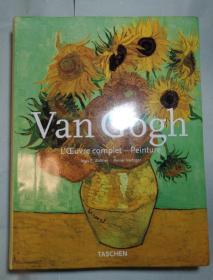 Van Gogh LOEuvre complet - Peinture 梵高油画全集 法文原版