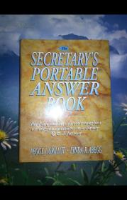 SECRETARYS PORTABLE ANSWER BOOK