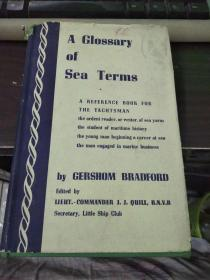 A GIOSSARY OF SEA TERMS 海洋词典【外文原版