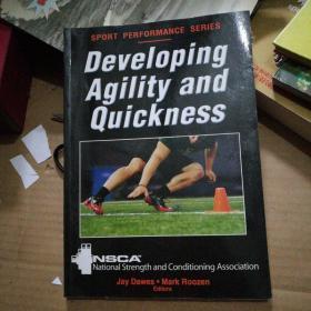 Developing Agility and Quickness发展敏捷性和速度