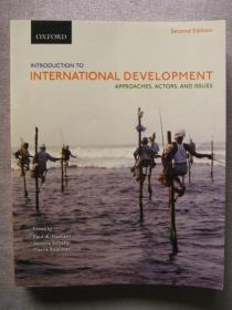 Introduction to International Development: Approaches, 正版